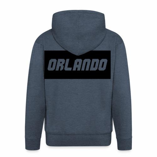 Orlando-Merch - Premium Hettejakke for menn