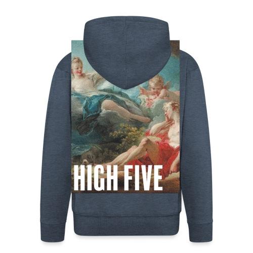 High Five - Veste à capuche Premium Homme
