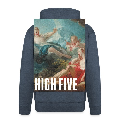 High Five - Veste à capuche Premium Homme