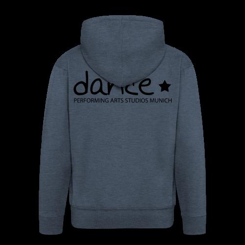 dance - Männer Premium Kapuzenjacke