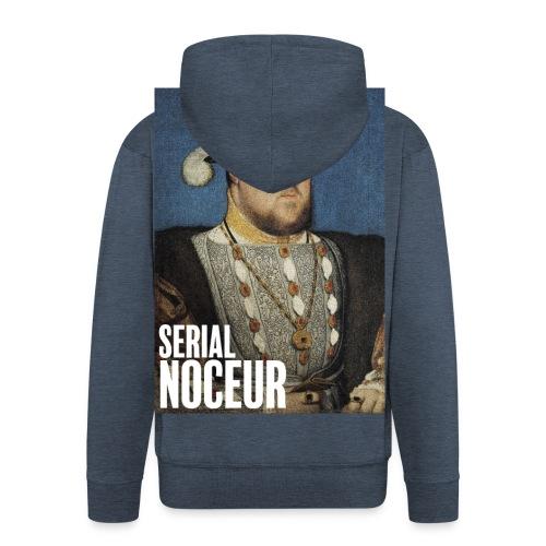 Henri VIII Tudor, un serial noceur - Veste à capuche Premium Homme