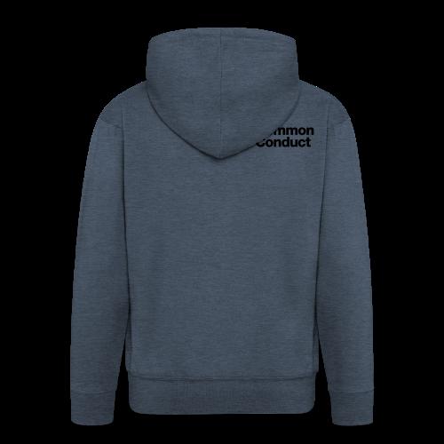 Common Sports - Men's Premium Hooded Jacket