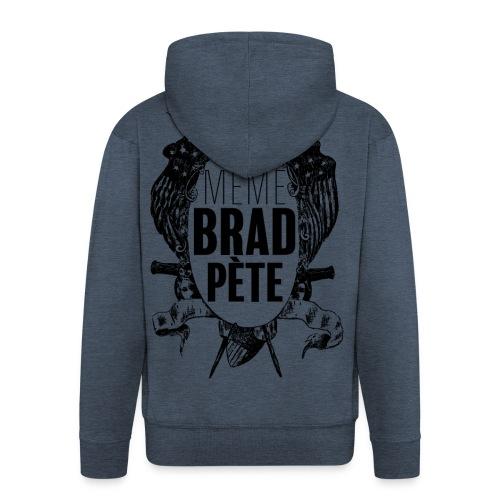 Même Brad Pète - Veste à capuche Premium Homme