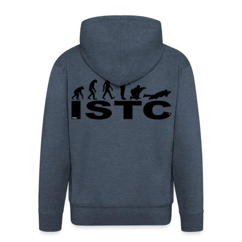 ISTC NOIR - Veste à capuche Premium Homme