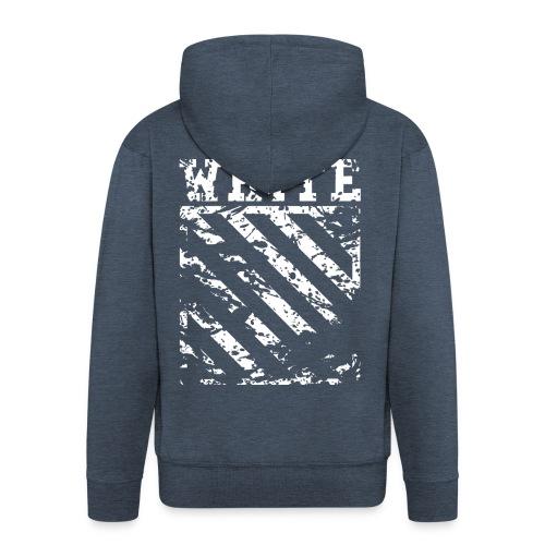 Off-White Streetwear - Herre premium hættejakke
