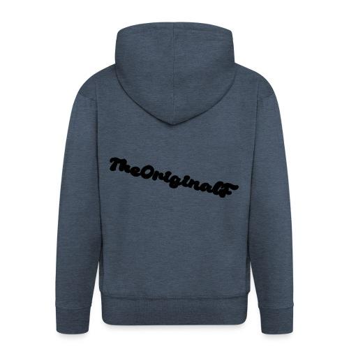 TheOriginalF - Männer Premium Kapuzenjacke