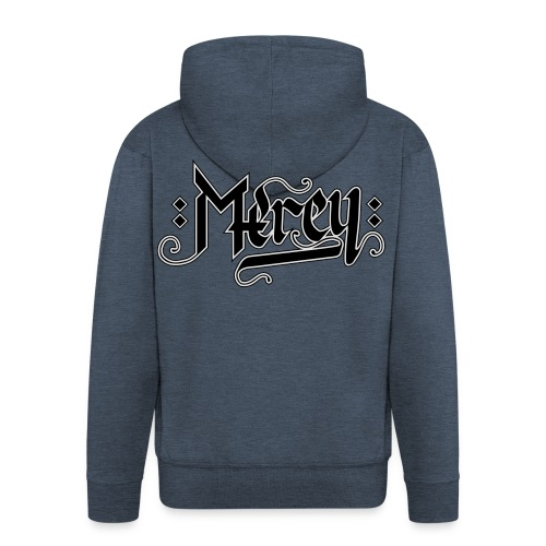 Mercy - Men's Premium Hooded Jacket