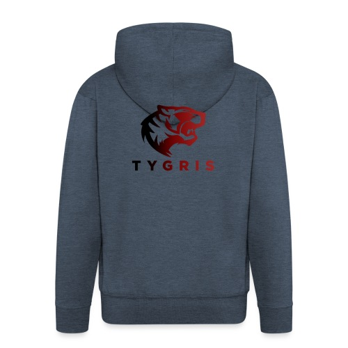 TYGRIS E-SPORT - Veste à capuche Premium Homme