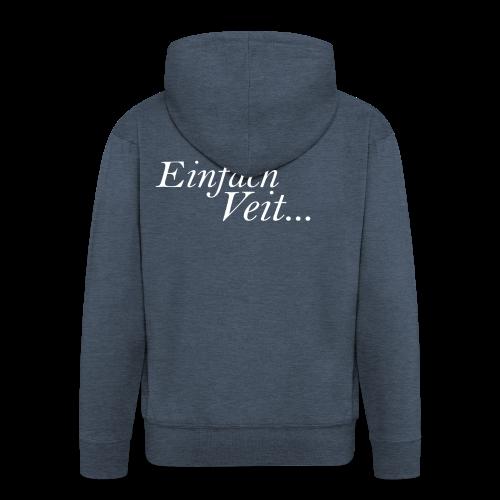 Standart Einfach Veit... TheVeit - Männer Premium Kapuzenjacke