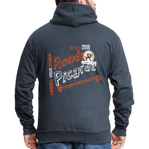 Designs RP18 2 - Veste à capuche Premium Homme