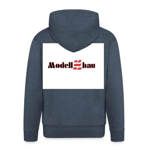 J.G und M.W Modellbau - Männer Premium Kapuzenjacke