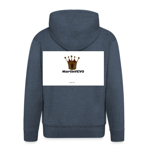 FloppyGang - Mannenjack Premium met capuchon