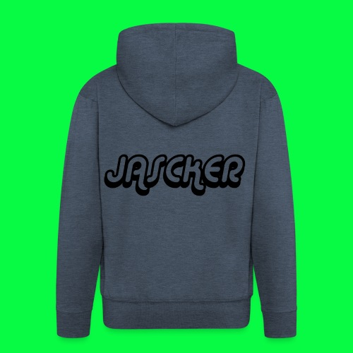 Jasckermerch1 - Men's Premium Hooded Jacket