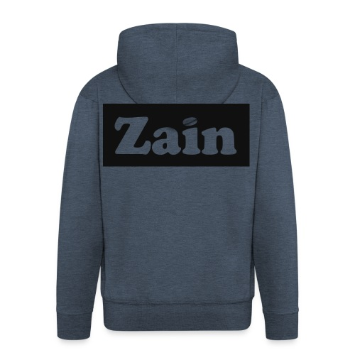 Zain Clothing Line - Men's Premium Hooded Jacket