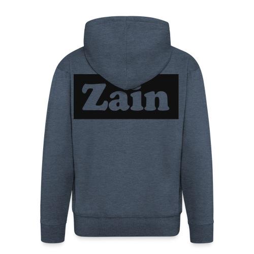 Zain Clothing Line - Men's Premium Hooded Jacket