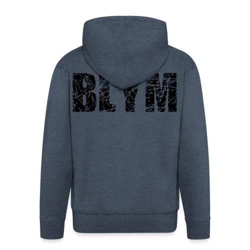 blym logo - Veste à capuche Premium Homme