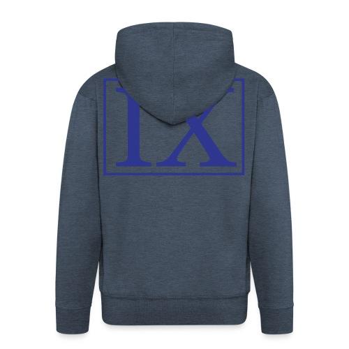 Thiximo Logo - Mannenjack Premium met capuchon