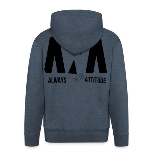 AWA B - Männer Premium Kapuzenjacke