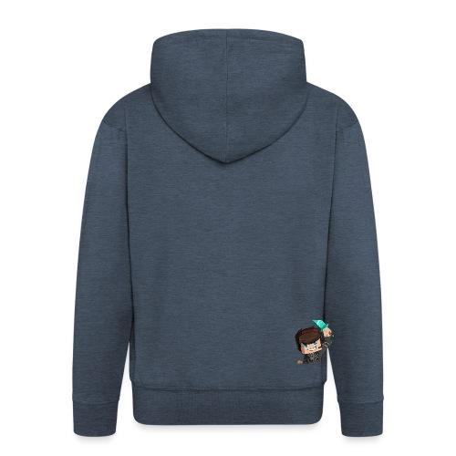 Avatar Minecraft Xtr3mZMiniboy - Veste à capuche Premium Homme