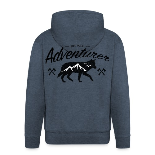 Adventurer Original - Premium Hettejakke for menn