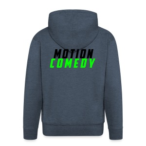 MotionComedy Official - Men's Premium Hooded Jacket