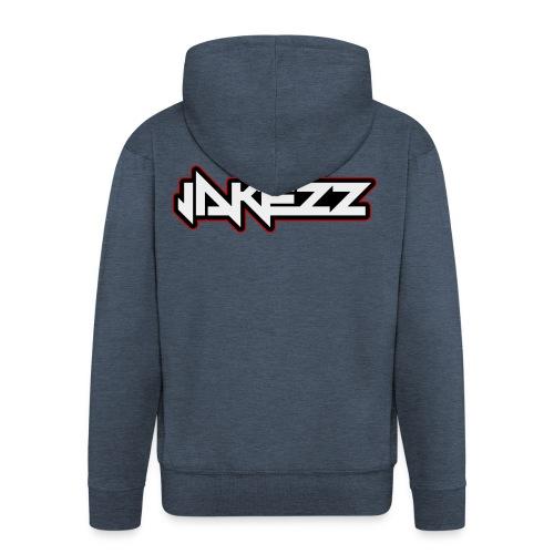 Jakezz - Männer Premium Kapuzenjacke