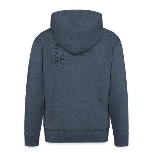 Ants - Men's Premium Hooded Jacket