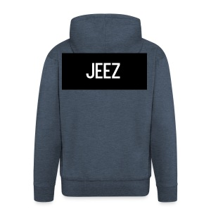 jeezclothing - Men's Premium Hooded Jacket