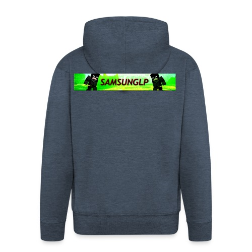 smaunglp213213 - Männer Premium Kapuzenjacke