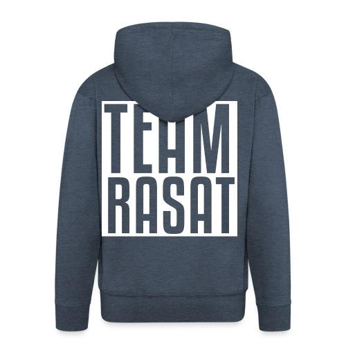TEAM RASAT - Men's Premium Hooded Jacket