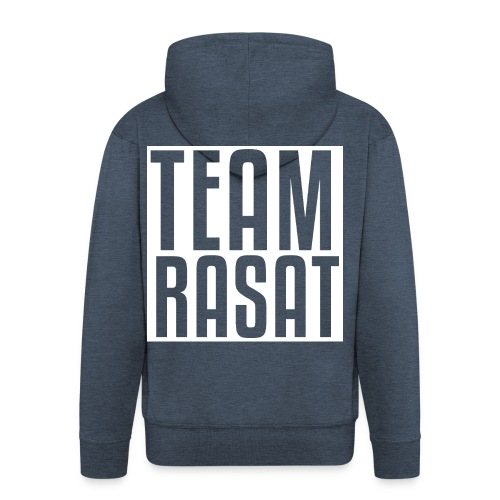 TEAM RASAT - Men's Premium Hooded Jacket