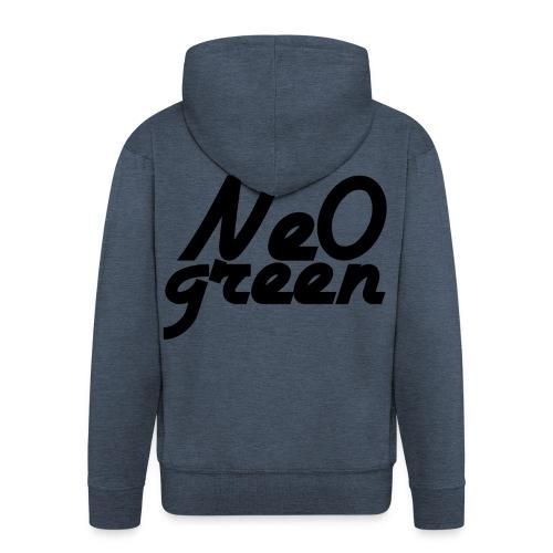 Ne0Green - Veste à capuche Premium Homme