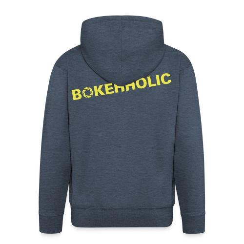 Bokehholic - Männer Premium Kapuzenjacke
