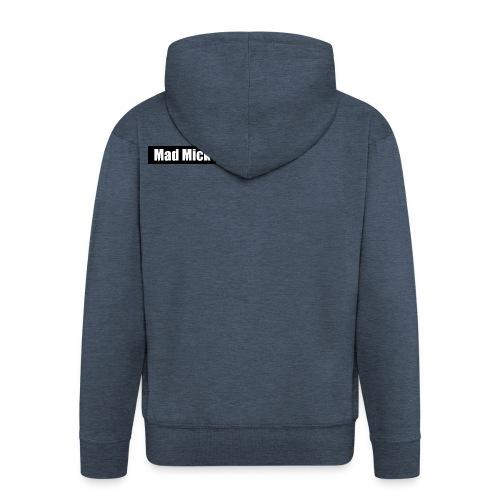 Sports Wear - Men's Premium Hooded Jacket