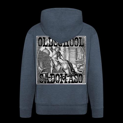 Oldschool Sadomaso - Männer Premium Kapuzenjacke