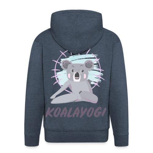 Koalayogi - Premium Hettejakke for menn