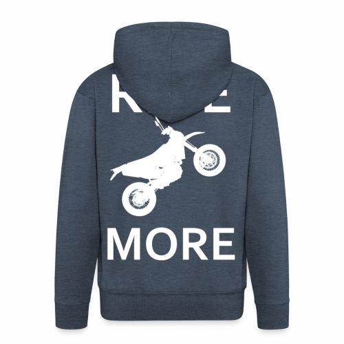 Ridemore - Männer Premium Kapuzenjacke