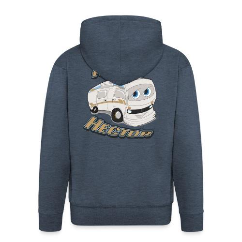 Heavy Hector - Men's Premium Hooded Jacket