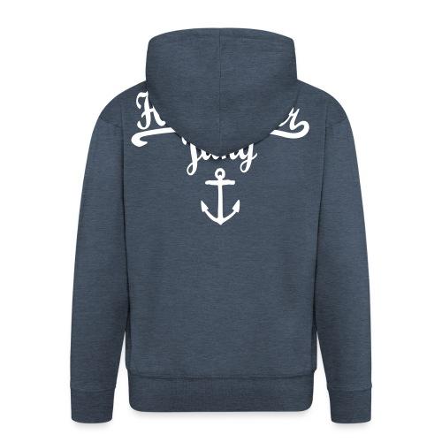 Hamburger Jung Klassik Hamburg - Männer Premium Kapuzenjacke