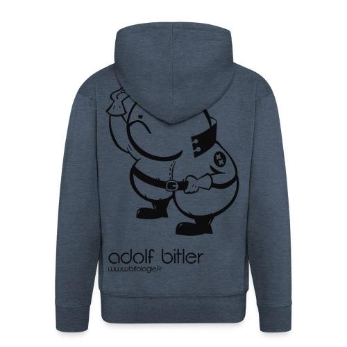 ADOLF BITLER - Veste à capuche Premium Homme