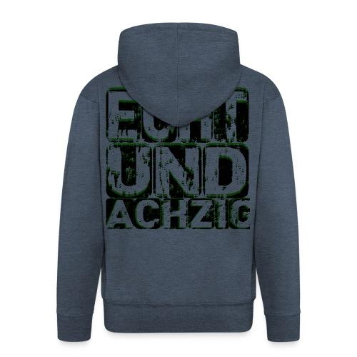 Twitch-echtundachzig - Männer Premium Kapuzenjacke