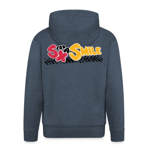 SX FOR A SMILE - Männer Premium Kapuzenjacke