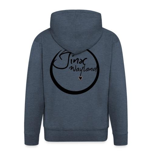 Jinx Wayland Circle - Men's Premium Hooded Jacket