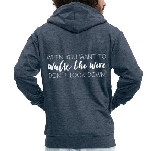 Walk the wire - Premium-Luvjacka herr