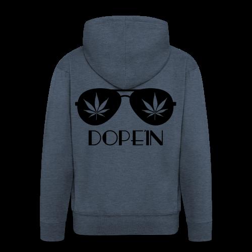 DOPEIN - Weed Sunglasses - Männer Premium Kapuzenjacke