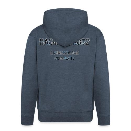 HackandModz--Goodies - Veste à capuche Premium Homme