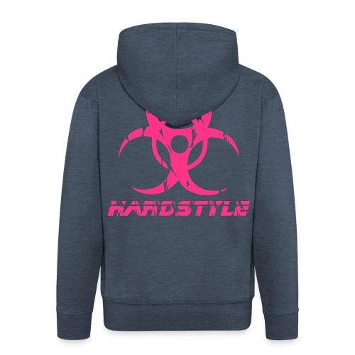 Hardstyle Biohazard - Premium-Luvjacka herr