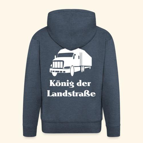 König der Landstrasse - Männer Premium Kapuzenjacke