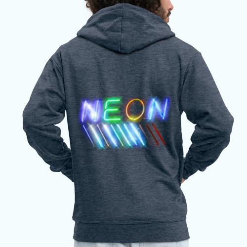 Urban Neon - Men's Premium Hooded Jacket
