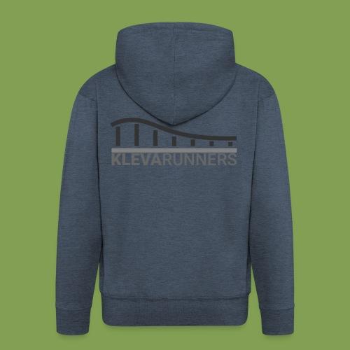 Kleva Runners Logo - Premium-Luvjacka herr